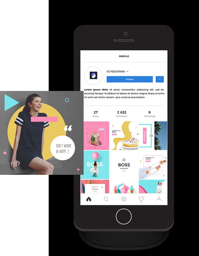 Fashion Brand Instagram Management App