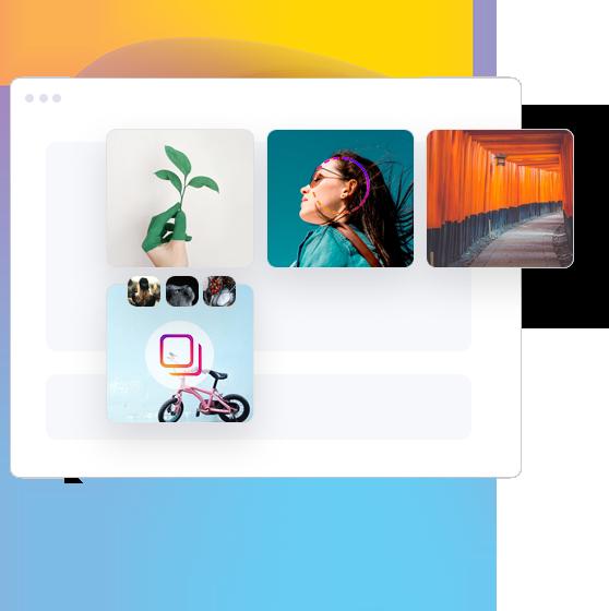 Regram App Browsing Feature