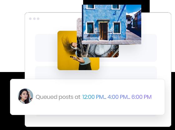 Visual Instagram Planner: Queue - Schedugram
